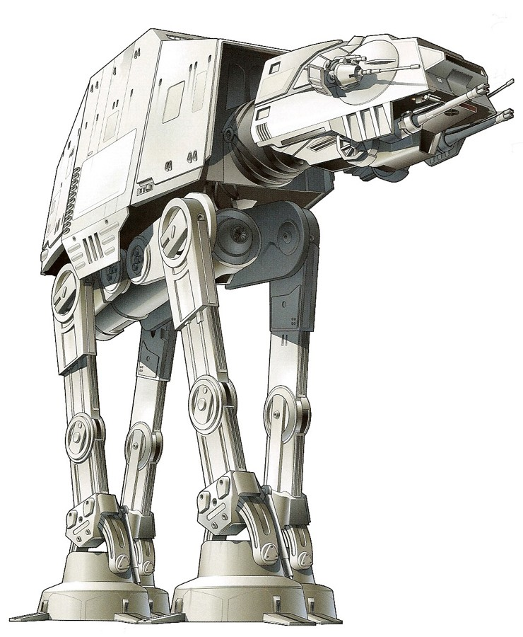 Der originale AT-AT